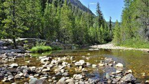 High Mountain River Utah (c) GW 2019